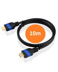 10m HDMI Lead 1.4a 1080P Resolution