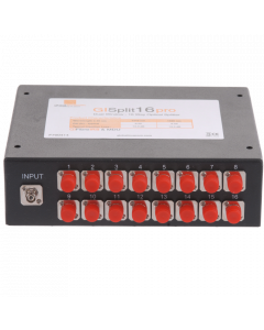 Global Invacom FibreIRS 16 Way Box Splitter