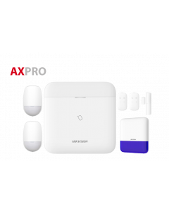 Hikvision AX Pro Wireless Alarm Kit - Bundle 1