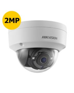Hikvision DS-2CE56D8T-VPITE 2MP Turbo Low Light A/V Dome, 20m IR, 3.6mm lens, POC