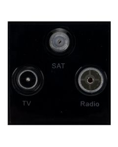 Triax 304263 TV-RADIO-SAT *BLACK*