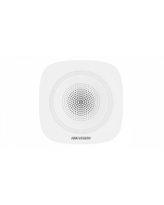 Hikvision AX Pro Internal Red Wireless Alarm Sounder