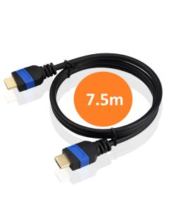 7.5m HDMI Lead High Speed 4K Compatible