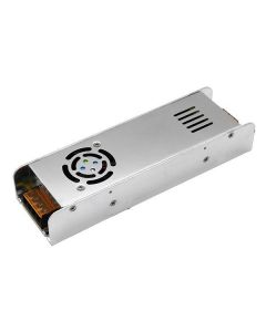 Optonica AC6165 360W (24V, 15A) Slim Power Supply for LED Strip