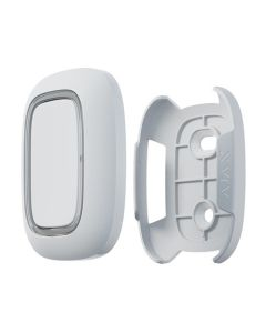 AJAX Panic Button Holder - Bracket to fix Button or DoubleButton - White