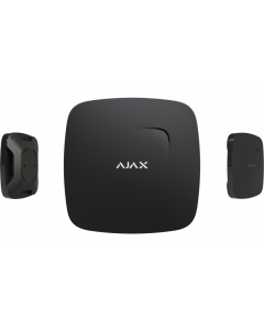 Ajax FireProtect - Temperature & Smoke Detector w/ Siren (Black)
