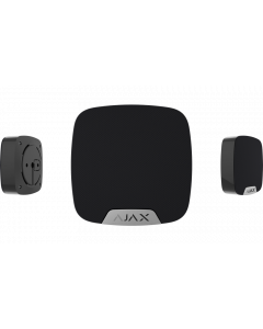 Ajax HomeSiren - Indoor, Customisable Audible Alarm (Black)