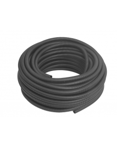 25MM Black LSZH Polypropylene Conduit - 50M Coil