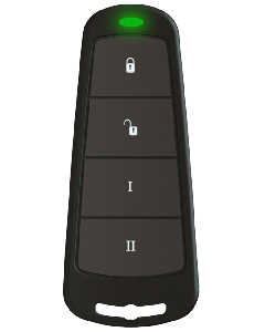 Pyronix KEYFOB-WE Key Fob - Two-Way Wireless