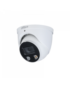 Dahua DH-IPC-HDW3249HP-AS-PV - TiOC 2MP Full-color Active Deterrence Fixed-focal Eyeball WizSense Network Camera - 2.8mm