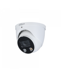 Dahua DH-IPC-HDW3849HP-AS-PV - TiOC 8MP Full-color Active Deterrence Fixed-focal Eyeball WizSense Network Camera - 2.8mm