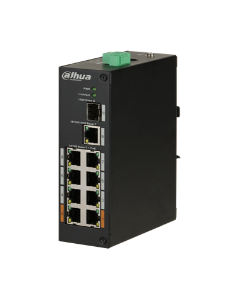Dahua DH-PFS3110-8ET-96 8-Port PoE Switch