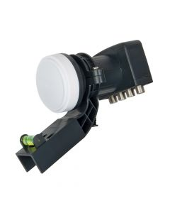 VISIBLE QUAD LNB ( Complete with mk4 Bracket Fitted)