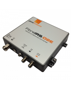 Global Invacom FibreIRS 02E - Optical to electrical converter