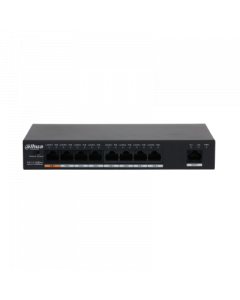 Dahua DH-PFS3009-8ET1GT-96 9-Port Unmanaged Desktop Switch with 8-Port PoE