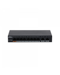 Dahua DH-PFS3010-8ET-96 8-Port 10/100 Unmanaged Desktop Switch with 8-Port PoE