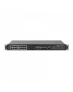 Dahua DH-PFS4218-16ET-240 16-Port PoE Switch