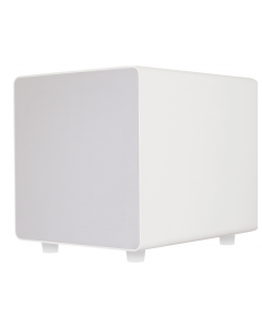 Sonance D8C Compact Cabinet Subwoofer (White)