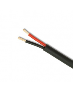 SMEDZ 305M 2 Core 16AWG PE Outdoor Speaker Cable Black