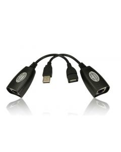 SMEDZ USB Over Ethernet Extender Kit - 50m