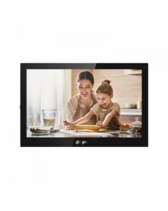 Dahua DHI-VTH5341G-W - Android 10-inch digital indoor monitor