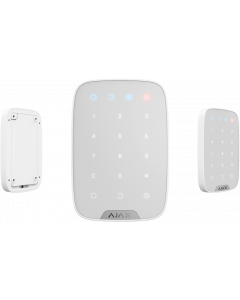 Ajax KeyPad - Keypad for Arming & Disarming Alarms (White)