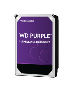 Western Digital Purple Surveillance Hard Drive - 6TB (Installed & Pre-Configured)