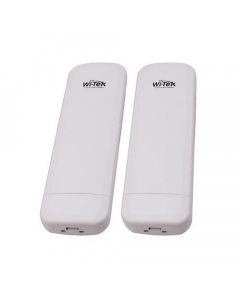WITEK WI-CPE513P-KIT Wireless PTP Link Kit 5.8GHz 300 Mbps