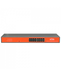 WITEK WI-SG116 16 Port GB Rackmountable Network Switch