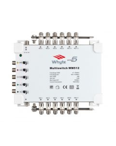 Whyte Series WM512 5 Wire 12-way Multiswitch (Line Powered)
