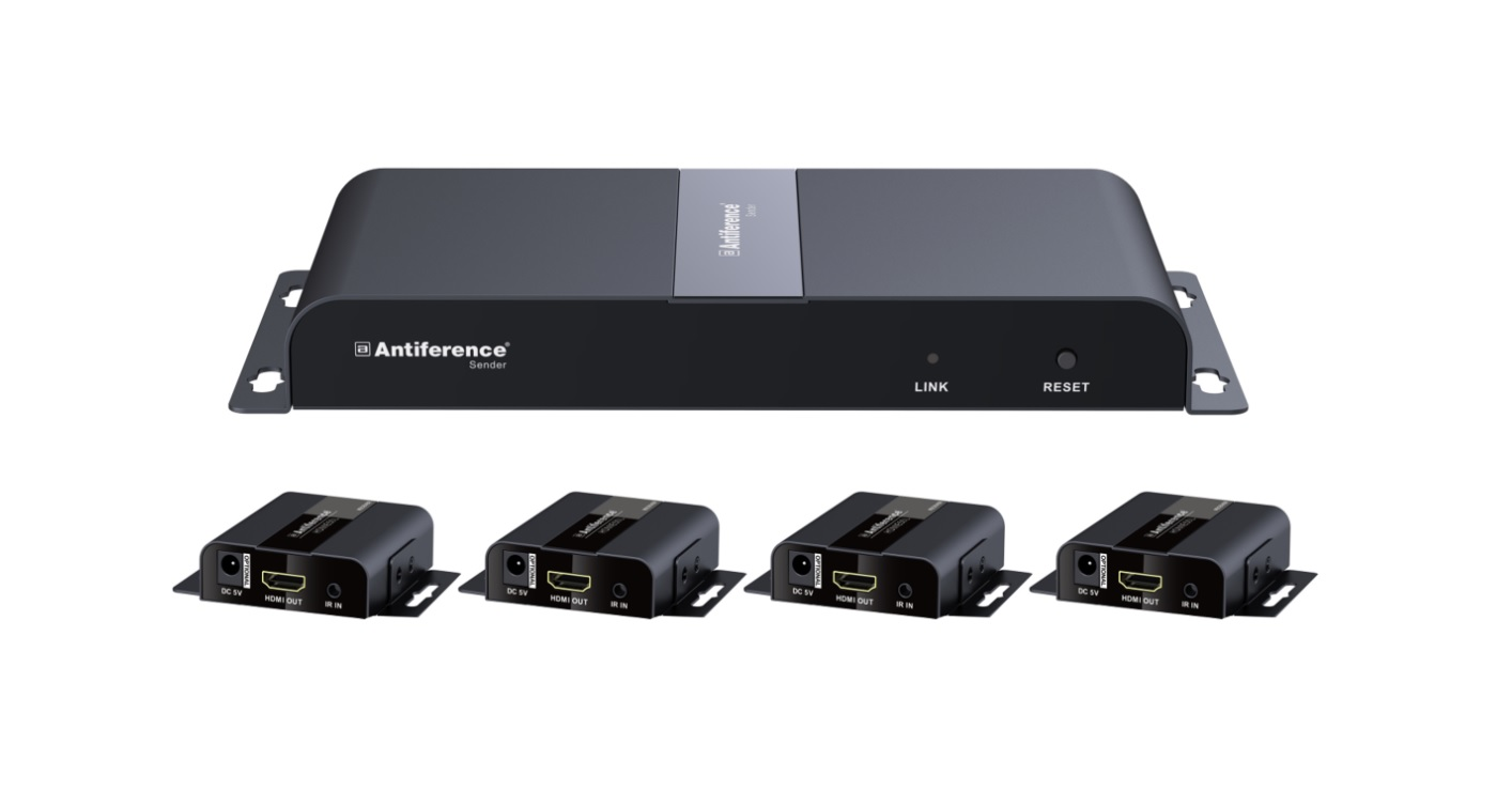 HDMI solutions - Viewing a single HDMI input from multiple locations