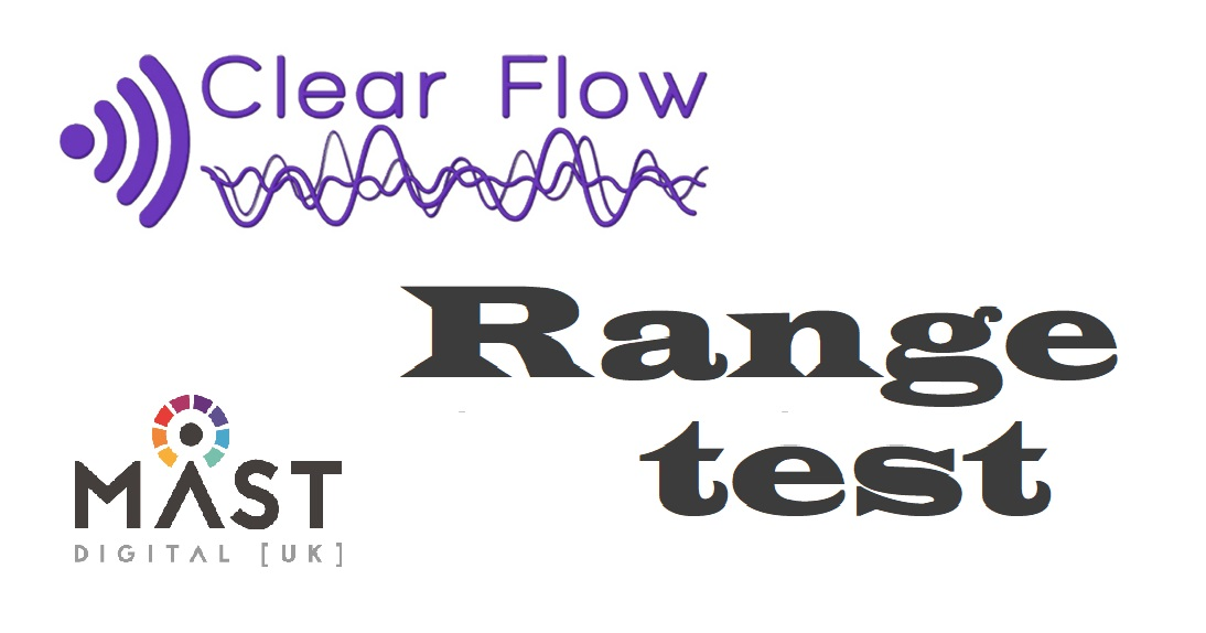 Clear Flow Air 3 - Range test