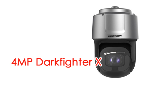 Darkfighter X 4MP PTZ
