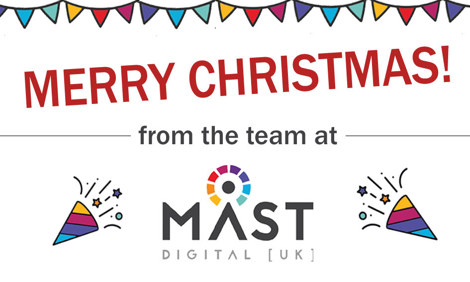 Merry Christmas from Mast Digital!