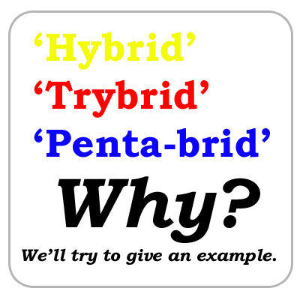 Hybrid CCTV System. Why?