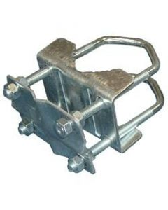 "Shelley 2"" x 2"" Clamp (8 Nut)"