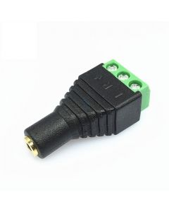 3.5MM Female Socket With Screw Terminal