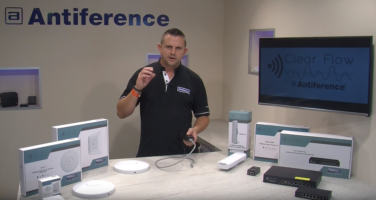 How To Set Up And Programme A Clear Flow Access Point (VIDEO)